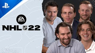 PlayStation NHL 22 - Launch Trailer | PS5, PS4 anuncio
