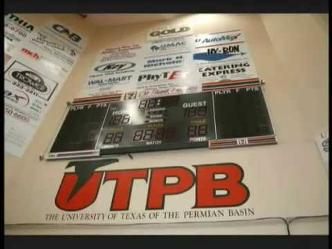 The University of Texas of the Permian Basin - video