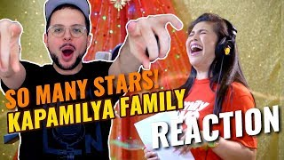 Christmas Station ID 2018 - Family Is Love   Recording Lyric Video   REACTION