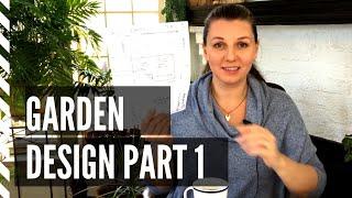 🌸 Garden Design Part 1 ~ How To Design A Garden ~ Y Garden 🌸