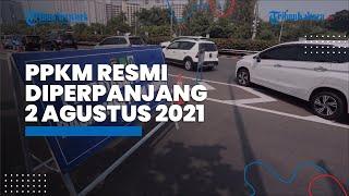 PPKM Resmi Diperpanjang hingga 2 Agustus 2021, Ini Perbedaan Aturan PPKM Level 3 dan 4