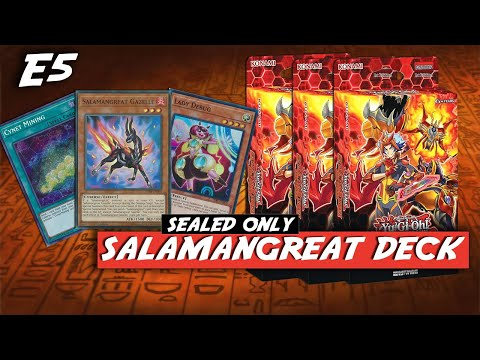 Sealed Only Yugioh The Storm is POWERING UP | E5