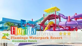 Flamingo Waterpark Resort - Kissimmee Hotels, Florida
