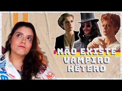 Todos os vampiros são gays! [CC]