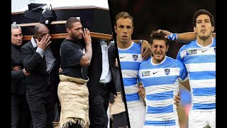 Les moments les plus émouvants de l'histoire du rugby !