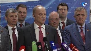 Российские законодатели обсудили перспективы российского футбола