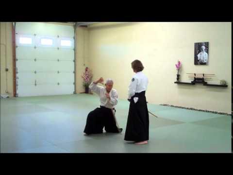 Aikido Jo Kata 1-5 de SAOTOME