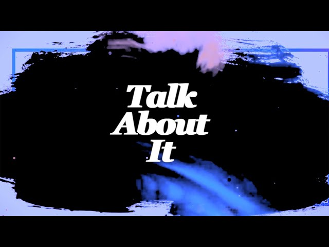 Leona Griffin – Talk About It (Official Lyric Video)