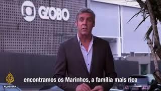 A Mafiosa Família Marinho Da Globo