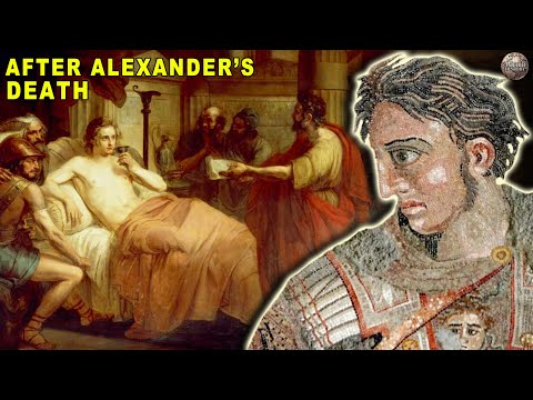What Happened To Alexander's Empire After He Died?