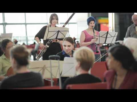 British Airways - Pop Up Orchestra