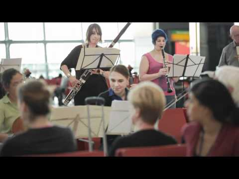 British Airways - Pop Up Orchestra