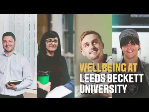 Video thumbnail of Supporting the wellbeing of our LBU community
