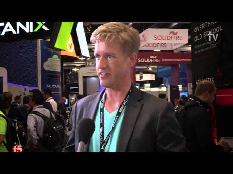 VMworld 2014: VMworld TV interviews Brad Hedlund on end-to-end visibility in VMware NSX