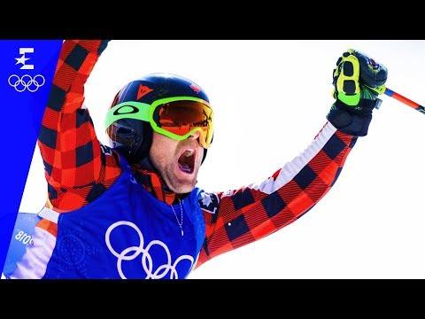 Freestyle Skiing | Men's Ski Cross Highlights | Pyeongchang 2018 | Eurosport