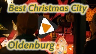 preview picture of video 'Oldenburg - Best Christmas City 2014'