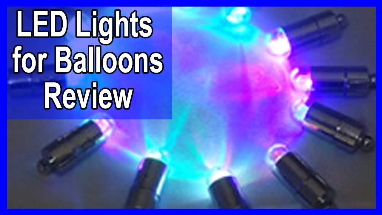 36 LED BALLOON LIGHT 8 COLOR TABLE DECORATION VASE CENTERPIECE WEDDING RECEPTION