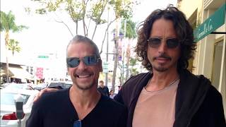 Chris Cornell death, Peter Cornell and Toni
