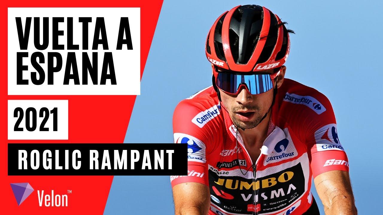 Come Primoz Roglic ha vinto la Vuelta 2021