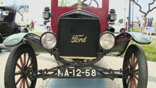 The Classic Motor Exhibition - Funchal Madeira 2016