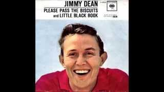 Little Black Book , Jimmy Dean , 1962 Vinyl 45RPM