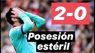 2-0 ¿Hacia dónde el Barcelona? La derrota en Valencia, análisis. #MundoMaldini