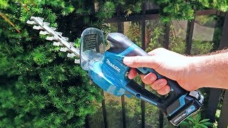 Cordless Hedge Trimmer and Grass Shears