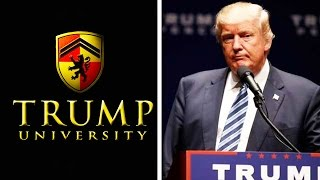 Trump University Coming Back To Haunt Donald