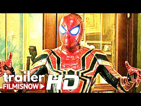 Spider-Man: Far From Home Trailer 2 Starring Tom Holland