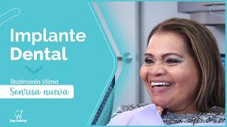 Testimonio | Implante Dental | Top Dental