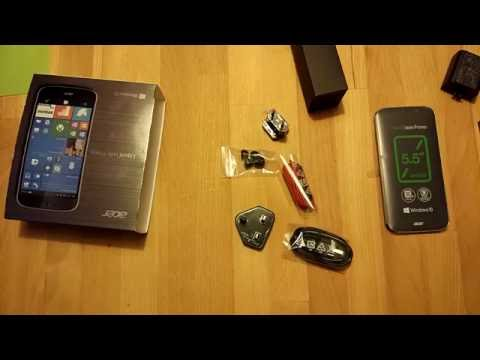 Acer Liquid Jade Primo Unboxing: Flaggschiff Qualität?