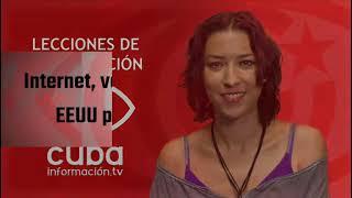 Cubainformacion TV: Internet, Impfstoffe, Auslandsüberweisungen : USA versprechen, was sie verbieten