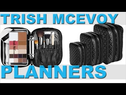 Trish McEvoy planners explained and compared