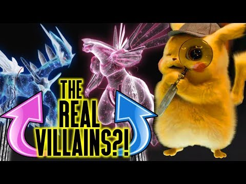 Detective Pikachu Unanswered Questions and Predictions