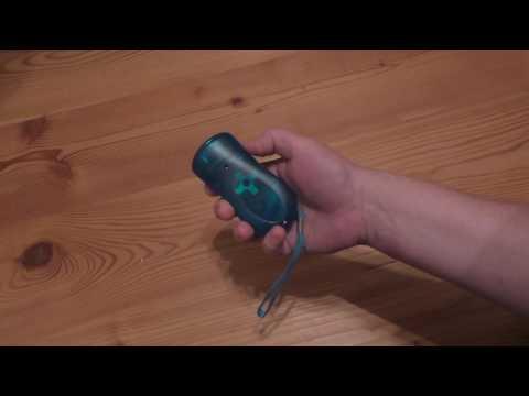 Dynamo Taschenlampe - Immer Licht ohne Batterie