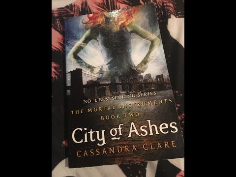 ASMR/ Reading to you - The mortal instruments: City of Bones