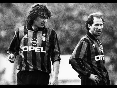 AC Milan the best players in the era of Silvio Berlusconi ... Part 3/4 - Top 10 Defenders!