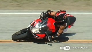 """GSXR Lowside """"The Snake"""" Mulholland Hwy"""