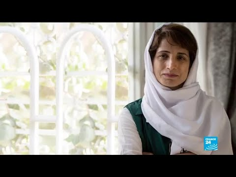 ''I miss her voice'': Husband of jailed Iranian human rights lawyer Nasrin Sotoudeh on FRANCE24