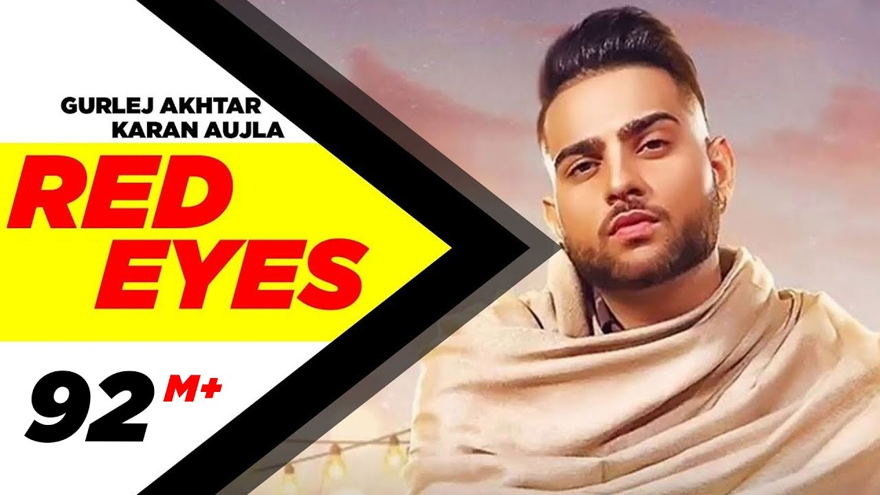 Red Eyes Hindi lyrics
