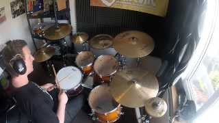 Cry, Die, Fly - Drew Ofthe Drew (Drum Cover)