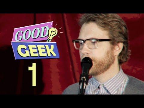 Good Geek #1 - Nils vs. Gregor