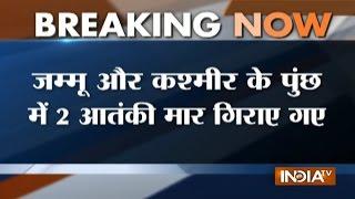 JK: Indian Army Foils Infiltration Bid at Poonch, 2 Terrorist Killed