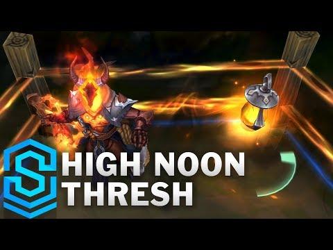 Giá trang phục Thresh Cao Bồi hình ảnh nền full HD mới đẹp nhất lmht lol