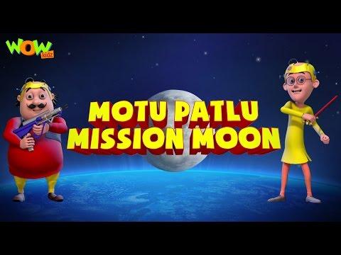 Motu Patlu Mission Moon |Movie | ENGLISH, SPANISH & FRENCH SUBTITLES | As seen on Nick