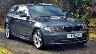 preview picture of video 'BMW 116i SE now sold by Taylors Pitstop in Horley West Sussex'