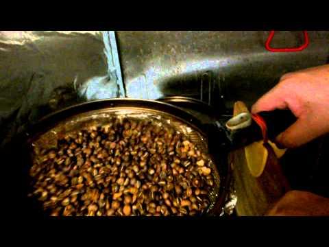 コーヒー焙煎 ケニア AA ニエリ