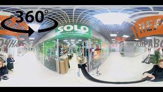 СОЛО музыкальный магазин Иркутск  видео 360 градусов  крути видео, что бы видеть все