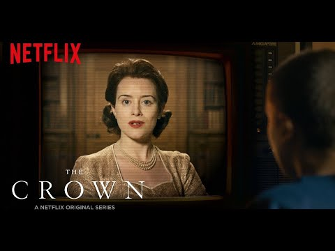 The Crown (Viral Video 'A Christmas Speech')