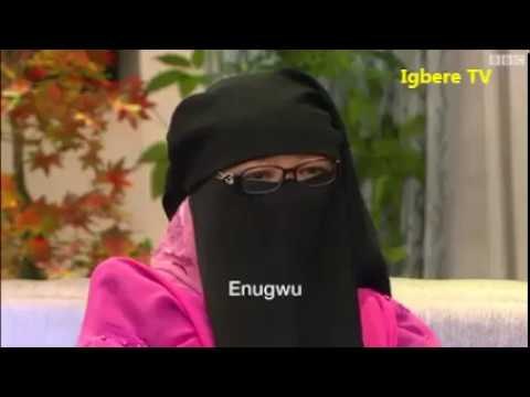 Mama B'Haram Speaks Igbo As She is Interviewed By BBC